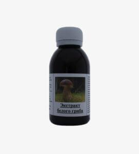 Белый гриб экстракт 125 мл. эко-биолайт.рф +79065647461